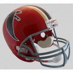 Atlanta Falcons 1966 to 1969 Full Size Replica Throwback Helmet