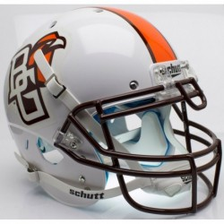 Bowling Green Falcons Authentic College XP Football Helmet Schutt White