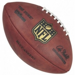 NFL The Duke Official Tampa Bay Buccaneers Game Ball