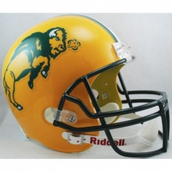 North Dakota State Bison Full Size Replica Football Helmet
