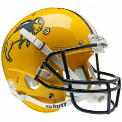 North Dakota State Bison Full XP Replica Football Helmet Schutt
