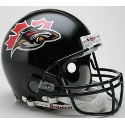 Ottawa Renegades Football Helmet