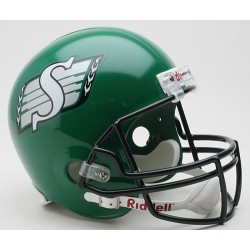 Saskatchewan Roughriders Full Replica Football Helmet