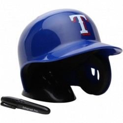 Texas Rangers Rawlings Mini Replica Helmet