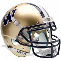 Washington Huskies Authentic College XP Football Helmet Schutt