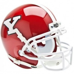 Youngstown State Penguins Mini XP Authentic Helmet Schutt