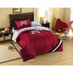 Chicago Bulls Bed in a Bag - Full Size