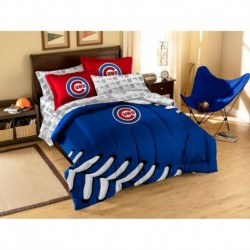 Chicago Cubs Bed in a Bag - Full Size