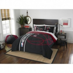 Miami Heat Bed in a Bag - Full Soft & Cozy