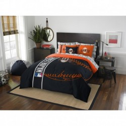 San Francisco Giants Bed in a Bag - Full Soft & Cozy