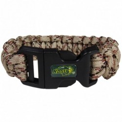 N. Dakota St. Bison Camo Survivor Bracelet