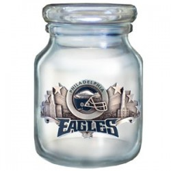 NFL Candy Jar - Philadelphia Eagles