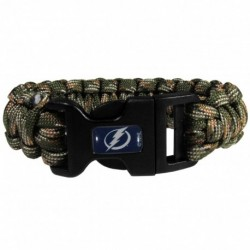 Tampa Bay Lightning Camo Survivor Bracelet