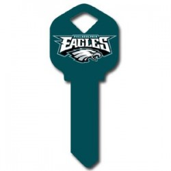 Kwikset NFL Key - Philadelphia Eagles
